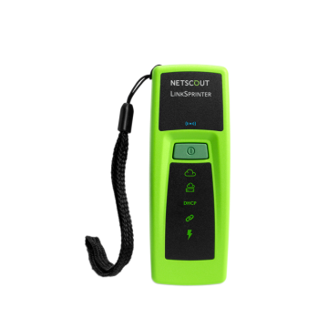 NETSCOUT LinkSprinter - тестер сети Ethernet